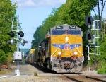 UP 7644 NS Train 214