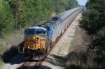 Amtrak Auto Train w/CSXT 5362