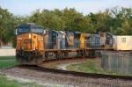 A784 w/Q178's Train