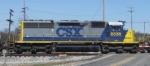 CSX 8338