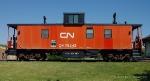 CN Caboose 79242