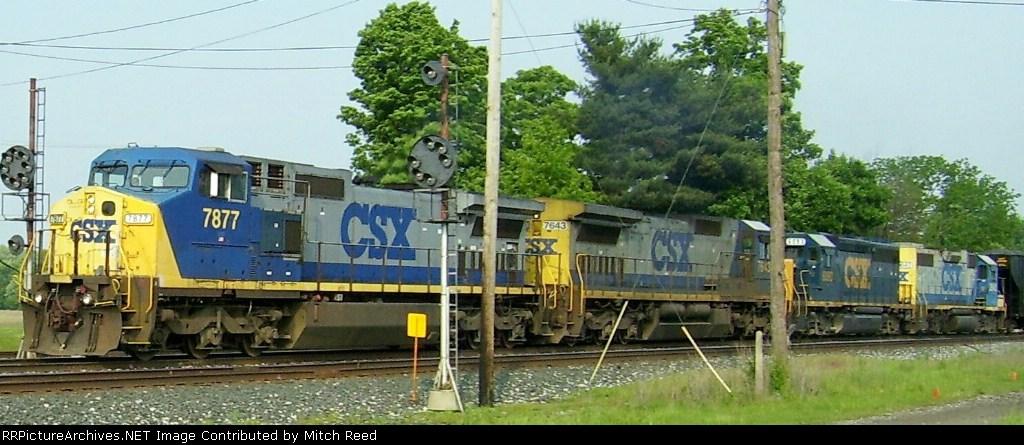 CSX 7877