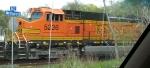 BNSF  C44-9W 5236