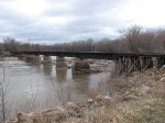 080412013 Abandoned UP ex-C&NW bridge over Minnesota River