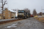 NS 11R passing Penn's Tavern