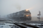NS 30T in fog