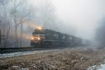 30T in Heavy Fog