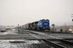 11R in Light Snowfall