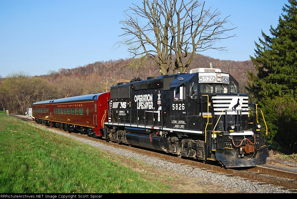 NS 955 Operation Lifesaver Special