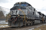 413 with a dash 9 and SD70M-2