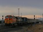 BNSF 5636 East