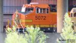 BNSF 5072
