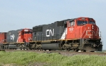 CN 5651 and GTW 5835