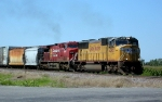 UP 4395 and CP 8547