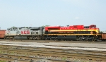 KCS 4118 and 4615