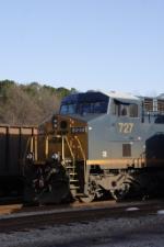 CSX 727