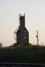 Former C&O coaling tower