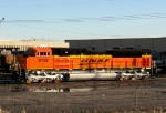 Brand New BNSF 9139 SD70ACe at Mid-America Car