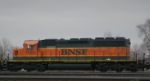 BNSF 7155 is Moving!