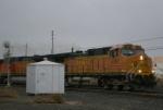 BNSF 5387 East