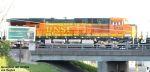 BNSF 5734