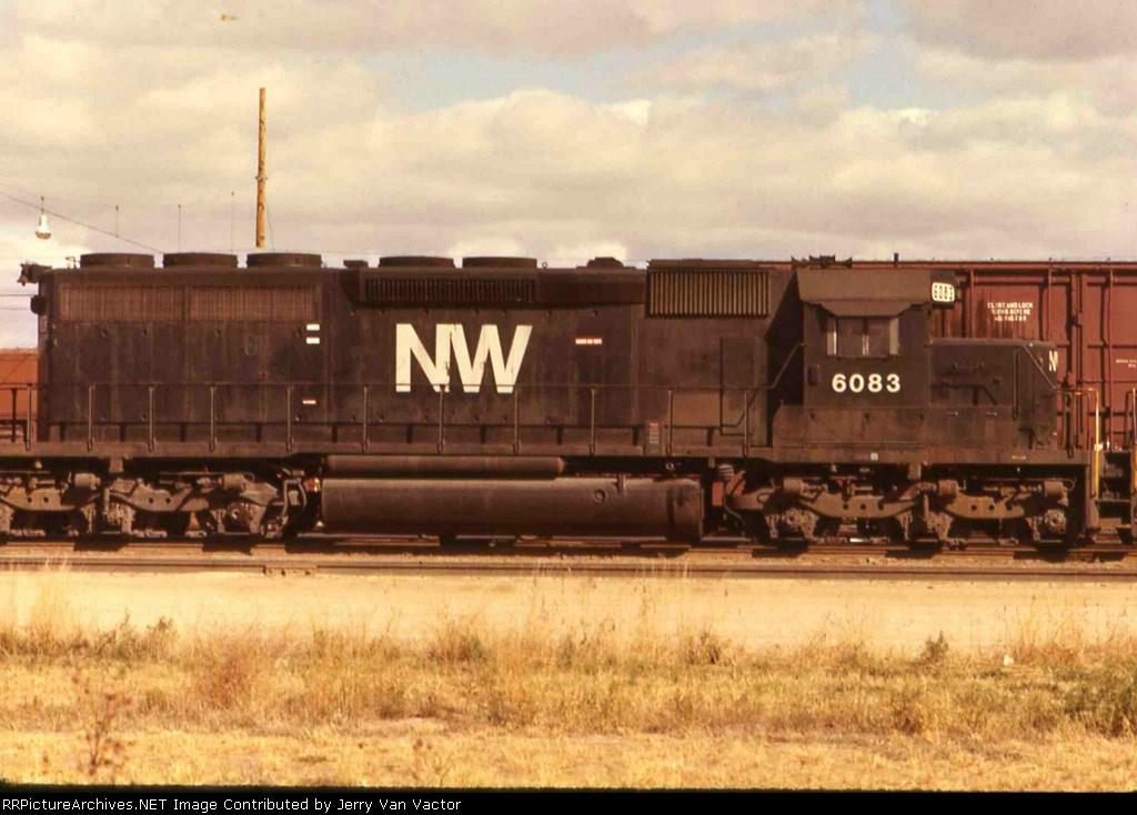 NW 6083 North Platte NE yard