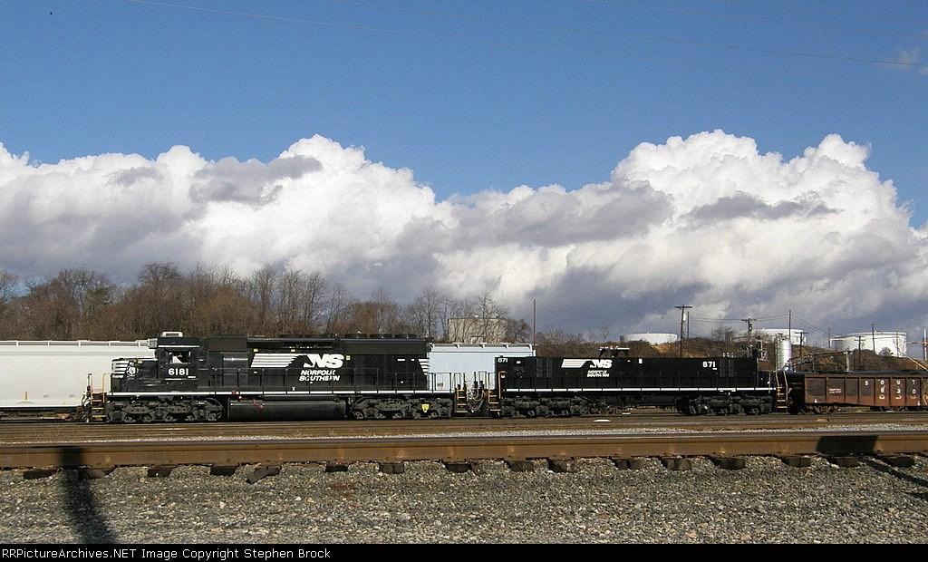 NS 6181 & 871