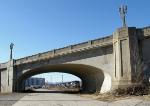 NS's Coal yard under the Bullitt Ave. Bridge