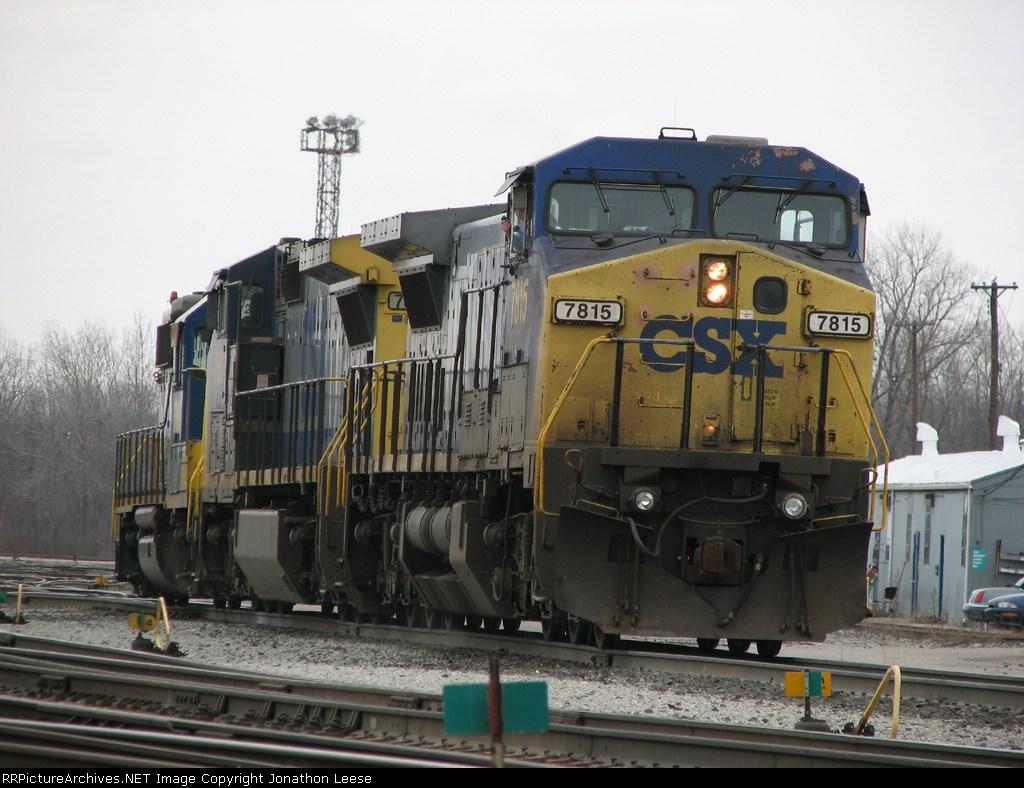 Q326 backs to their train