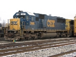 CSX 2495 Came in on Q335