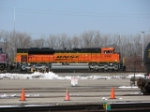 Shiney new BNSF 9146