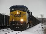 CSX 396 & 766 head west with N905