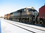BNSF 9750 & 5729