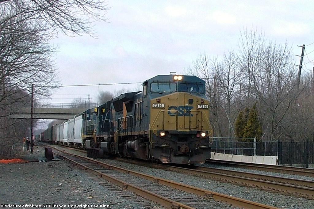 CSX 7314 Q300