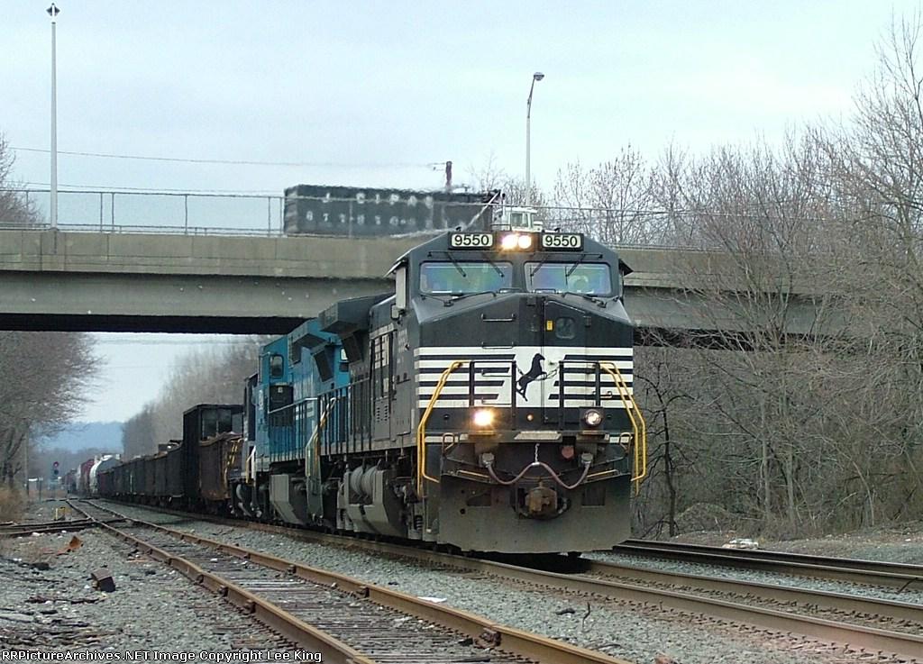 NS 9550 18G