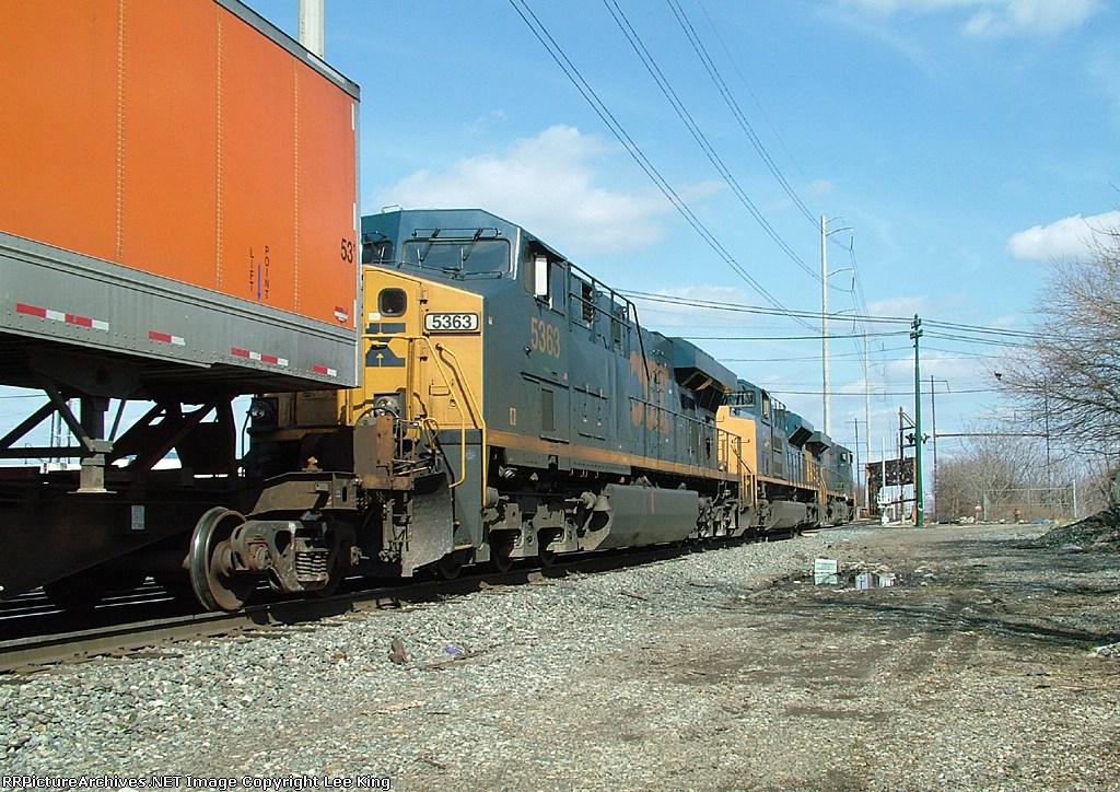 CSX 5322 Q174