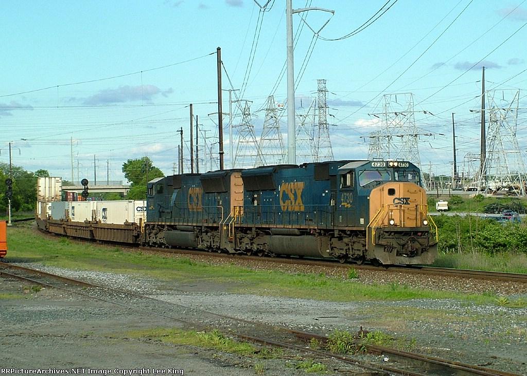 CSX 4730 Q191