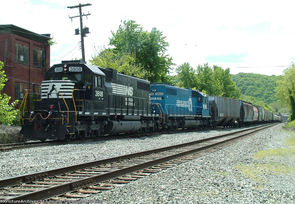 NS 3808 Working