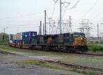 CSX 588 Q191