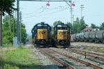 CSX 4423 and CSX 2795