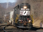NS 5305 on a South Plainfield local