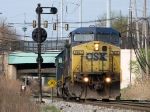 CSX 7837 on Q216 power