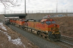 BNSF 4735 on G396-15