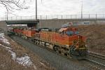 BNSF 4735 on G396-15
