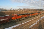 BNSF 7628 on CSX G396-15