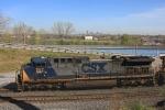 CSX 287 on W837-22