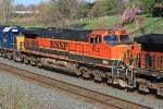 BNSF 1102 on CSX Q380-20