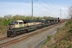 CSX 9595 om Q381-24