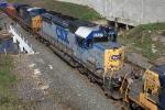 CSX 8237 on Q164-21