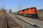 BNSF 9382 on CSX N860-16